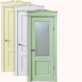 межкомнатные двери коллекция Прованс Нуво